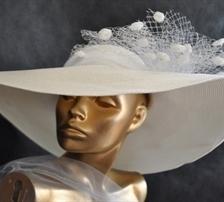 Chapéus para Noivas-Aluguel e sob medida