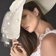 Escolinha Fashion - curso de chapéus e flores no atelier de Madame Olly