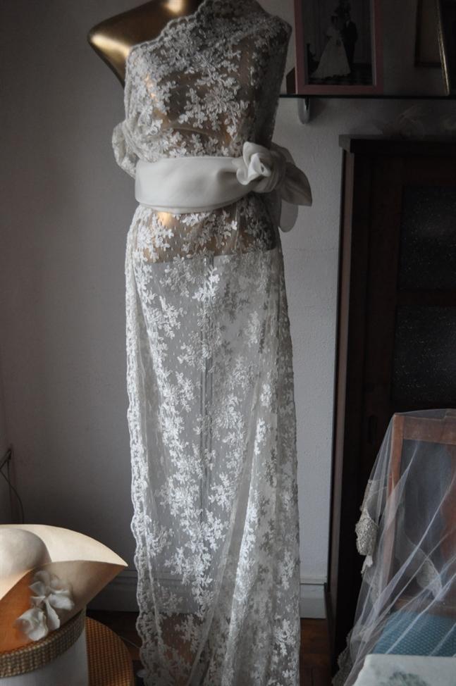 Noivas Vintage- a verdadeira elegância está de volta...