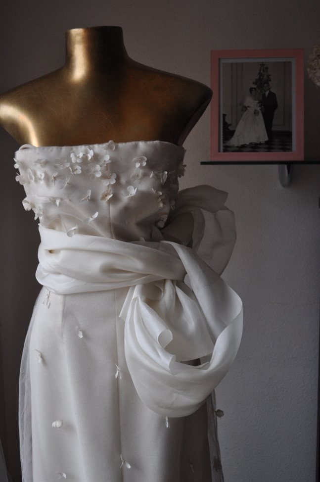 Vestidos de Noivas Intimistas